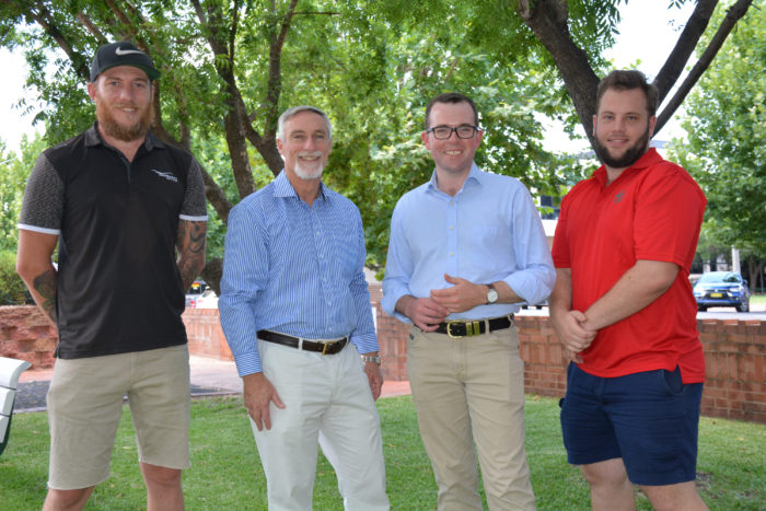ACTION-PACKED YEAR AHEAD FOR INVERELL YOUTH WITH $50,000 SUPPORT