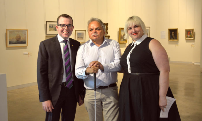 $80,000 TO PUT MYALL CREEK MASSACRE ON CANVAS 180 YEARS ON