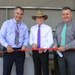Armidale Community Recycling Centre opening 1