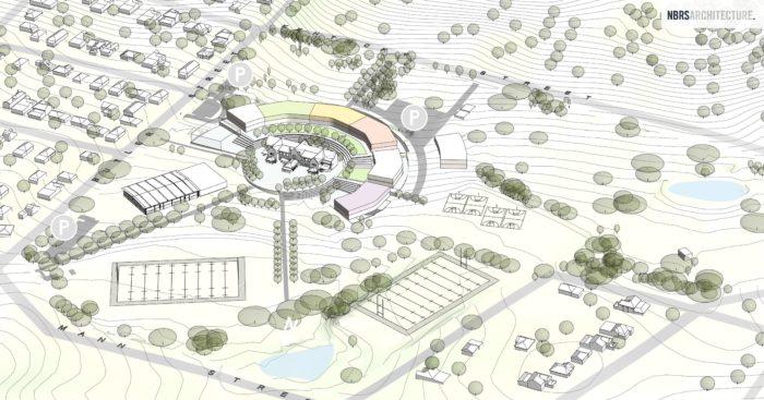 PRELIMINARY DESIGNS FOR $65M ARMIDALE FUTURE SCHOOL UNVEILED