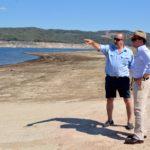 Copeton Dam boat ramp funding