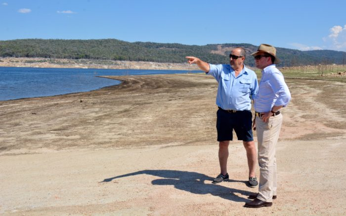 COPETON DAM HOOKS $76,100 TO FINISH CRITICAL SEPOY KNOB BOAT RAMP