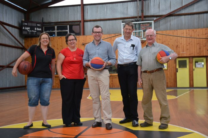 $27,360 SLAM DUNK HELPS GLEN INNES BASKETBALL SHOOT FOR MORE