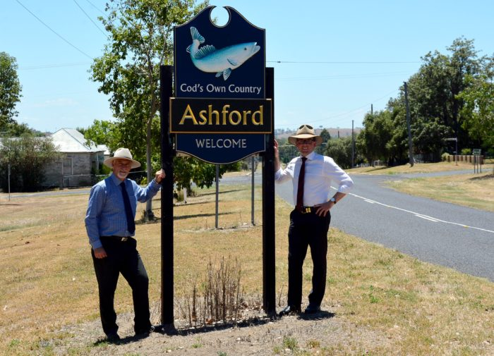 $12,000 FUNDING A GOOD SIGN FOR CIVIC PRIDE IN INVERELL SHIRE VILLAGES