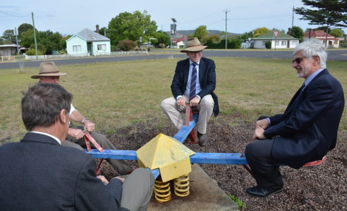 $516,052 TO BUILD PATHWAYS TO A HEALTHY LIFESTYLE IN GLEN INNES