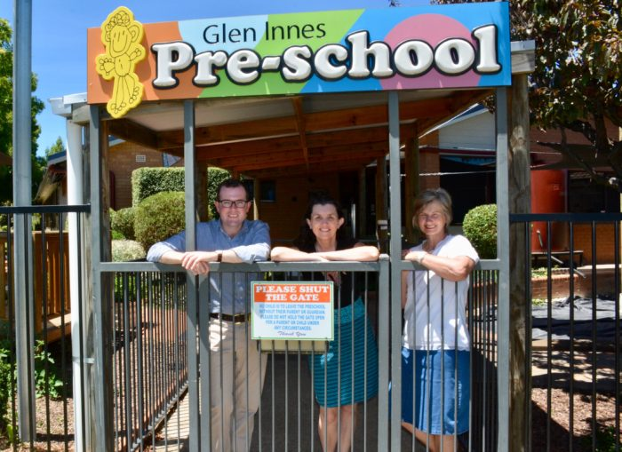 $2,000 FOR GLEN INNES PRESCHOOL TO BUILD STRONGER CONNECTIONS