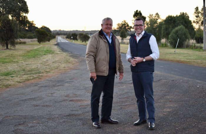 $1.5 MILLION TO BUILD COMMUNITY & SPORTING FACILITIES IN GWYDIR SHIRE