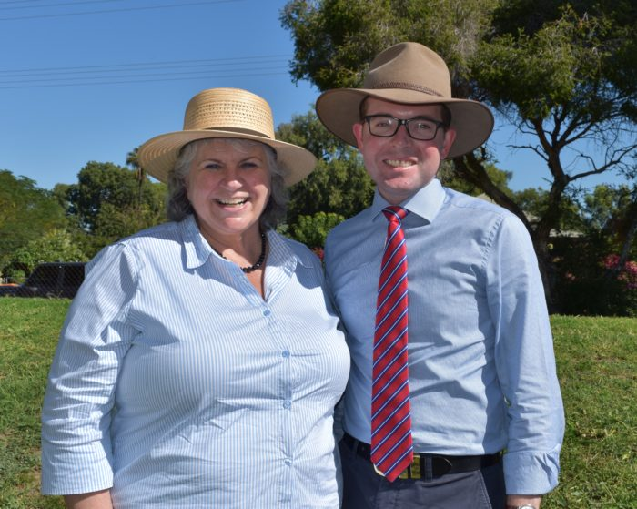 $1.64 MILLION TO BUILD COMMUNITY & SPORTING FACILITIES IN MOREE PLAINS