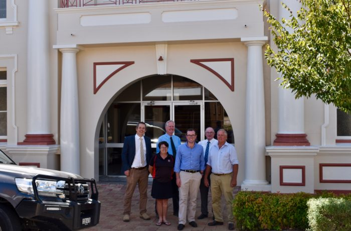 $325,426 TO COOK UP BIG UPGRADES TO WARIALDA'S TOWN HALL