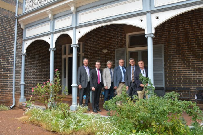 SAUMAREZ HOMESTEAD TOURISM PROJECT REQUIRES $1.7 MILLION