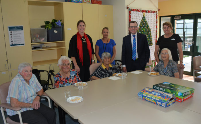 $3,500 TO GIVE GLEN INNES SENIORS AN UNFORGETTABLE WEEK OF ACTIVITIES