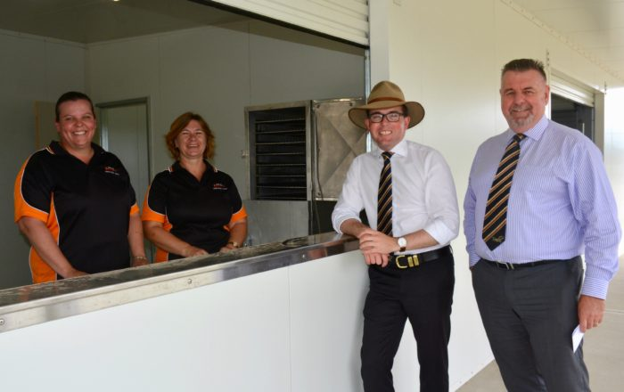 $252,000 URALLA SPORTING COMPLEX OPENS TO SUPPORT LOCAL CLUBS