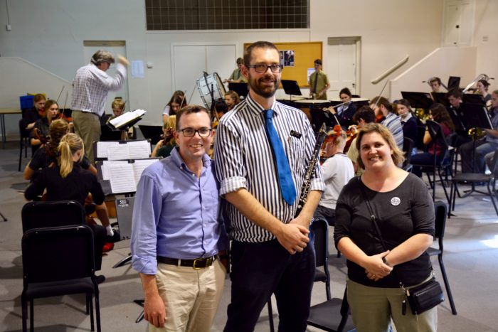 $3,000 TO HELP ARMIDALE YOUTH ORCHESTRA HIT 50 YEARS ON A HIGH NOTE