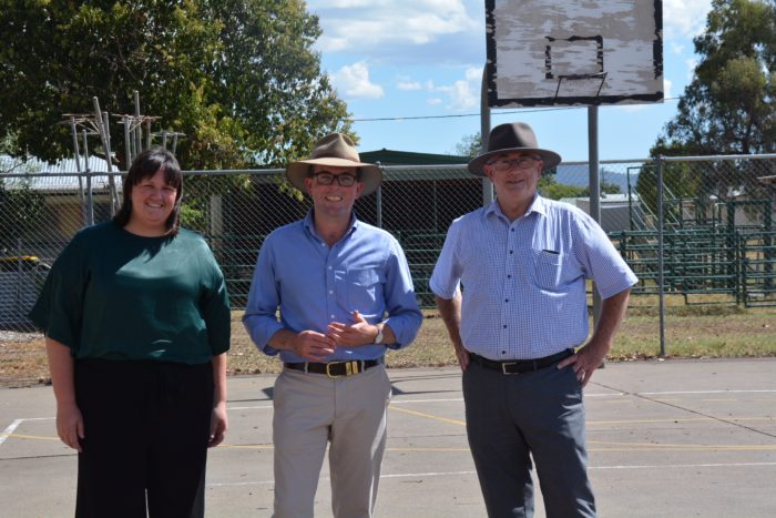 BINGARA NAILS THREE-POINTER WITH $113,734 FOR NEW COURTS