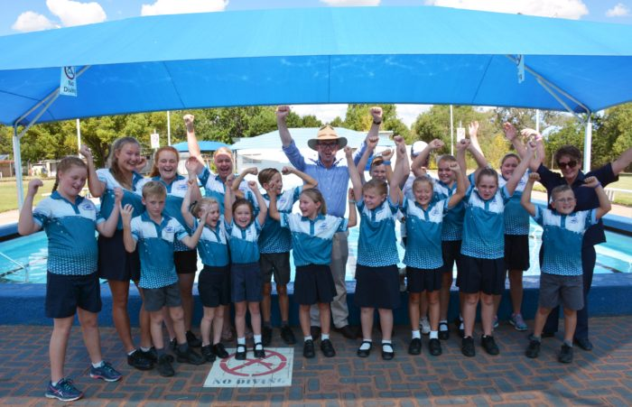 $230,000 CASH SPLASH DELIVERS POOL UPGRADES FOR BINGARA SWIMMERS