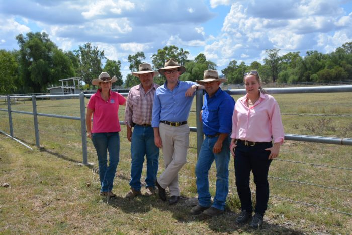 MARSHALL LEADS $107,000 THROUGH THE GATE FOR COOLATAI SPORTSGROUND