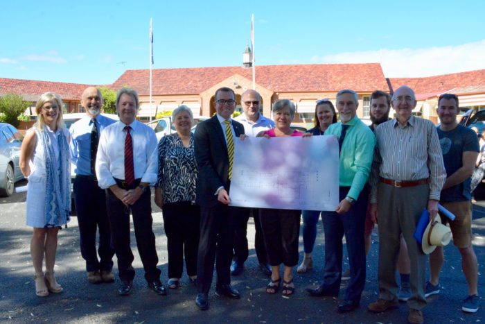 TENDERS CALLED FOR $30M INVERELL HOSPITAL REDEVELOPMENT: STAGE ONE