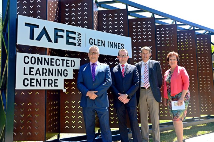NINE NEW TAFE NSW TEACHERS BEING RECRUITED IN NORTHERN TABLELANDS