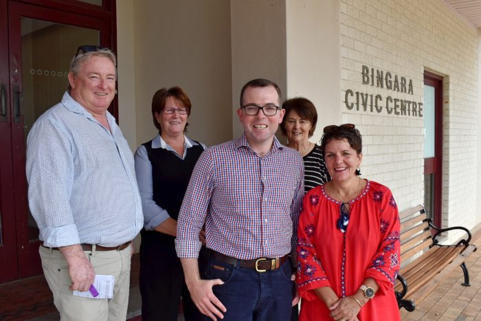 $200,000 TO MOVE BINGARA LIBRARY INTO A BIGGER AND BETTER SPACE