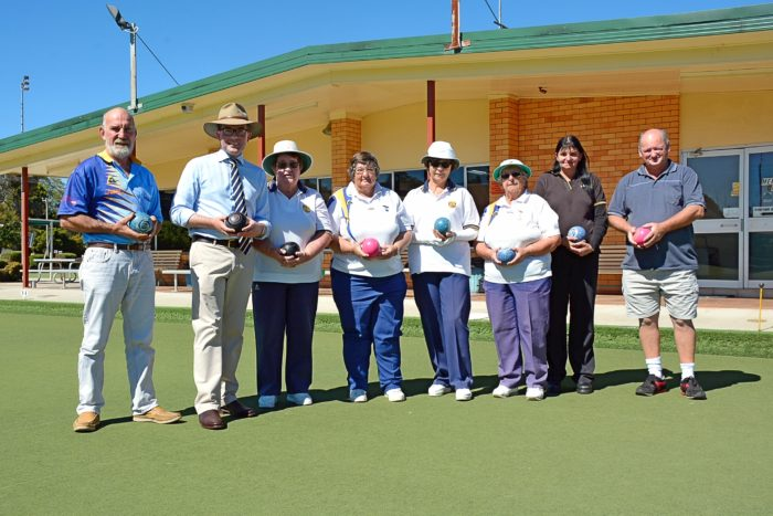 GUYRA BOWLING CLUB SOON TO BE A COOLER PLACE TO BOWL