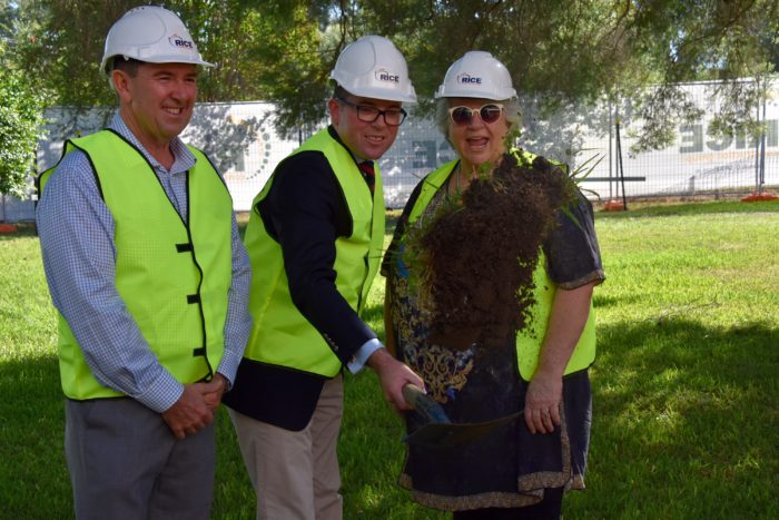 CONSTRUCTION BEGINS ON NEW ERA FOR MOREE RENAL DIALYSIS