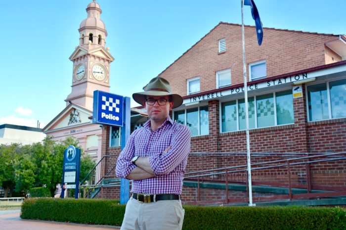 NEW $8.52 MILLION 24-HOUR POLICE STATION CONFIRMED FOR INVERELL