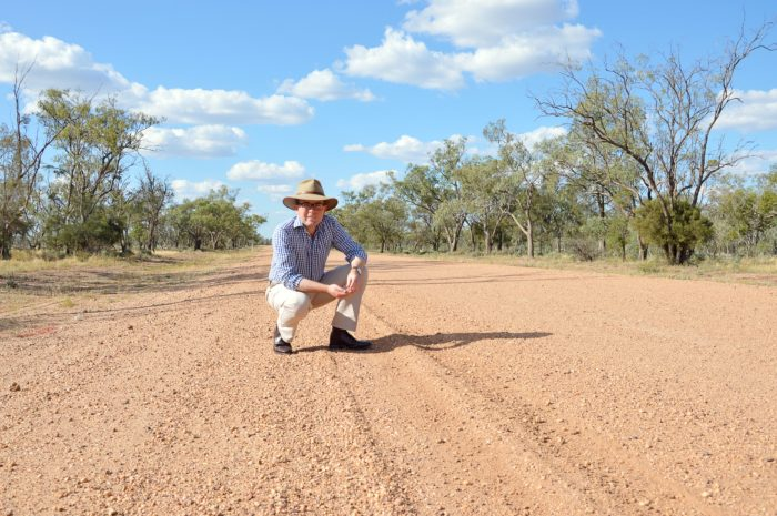 DIRT NO MORE FOR MOREE PLAINS SHIRE'S CARRIGAN ROAD