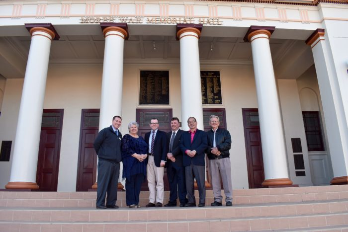 MOREE'S CIVIC HEART TO BE UPGRADED WITH $2.4 MILLION REVAMP OF HALL