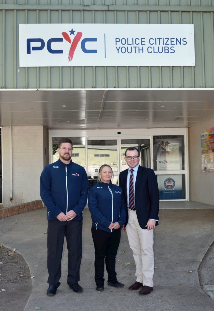 MOREE PCYC TO UNDERGO $2 MILLION UPGRADE AND FACELIFT