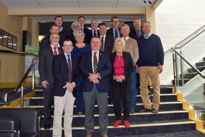 FORMATION OF NEW ENGLAND COUNCILS HERALDS NEW DAWN FOR REGION