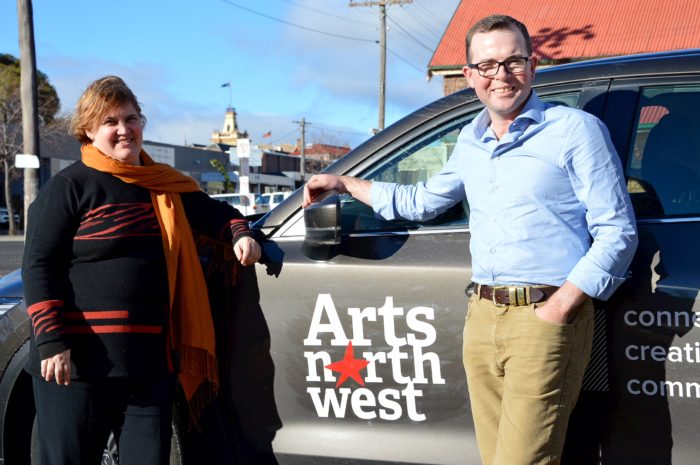 ARTS NORTH WEST BAGS $95,000 FOR CREATIVE CULTURAL SPLASHES