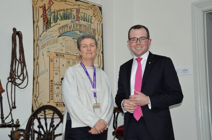 ARMIDALE LOCAL SELECTED FOR MUSEUM MENTORSHIP IN SYDNEY