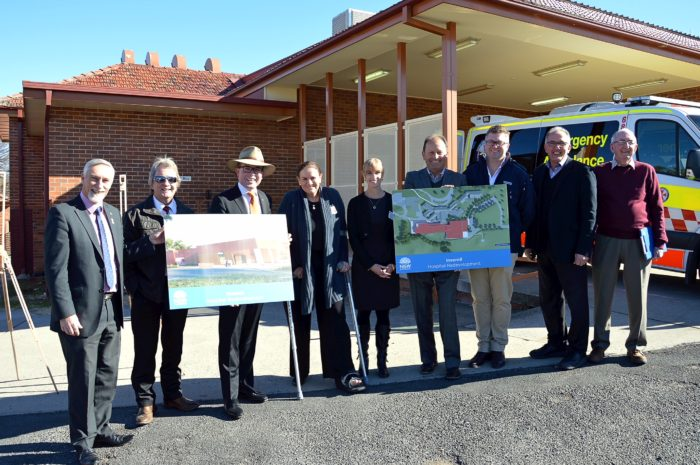 INVERELL HOSPITAL REDEVELOPMENT BUILDING CONTRACTOR ANNOUNCED