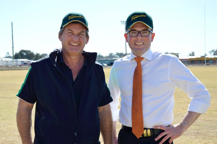 INVERELL RUGBY PARK TO BE MORE SECURE THANKS TO $20,000 GRANT