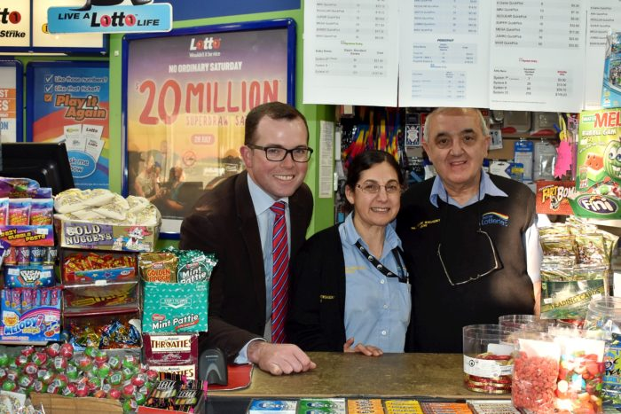 NEWSAGENT LOTTERY PROTECTIONS EXTENDED FOR ANOTHER THREE YEARS