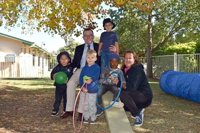 $13,259 ADDED TO CHRISTMAS BAG OF GOODIES FOR MOREE PRESCHOOLERS