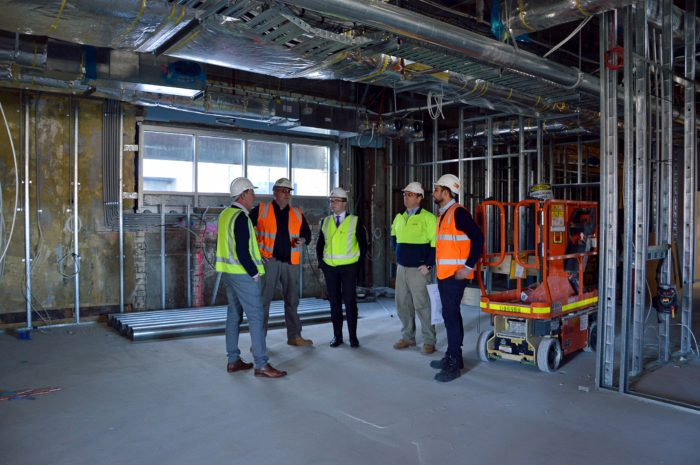 NEW DAY SURGERY & INTENSIVE CARE UNITS UNDERWAY AT ARMIDALE HOSPITAL