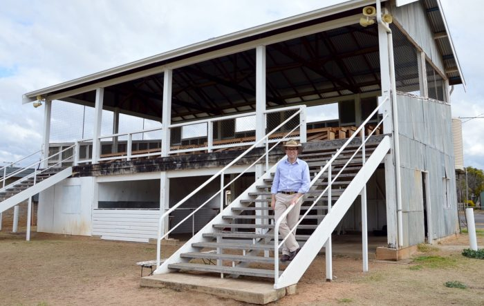 A NEW INNINGS BECKONS FOR BINGRA'S SPORTING HUB GWYDIR OVAL