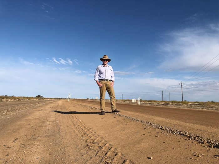 $3.5M CARNARVON HIGHWAY UPGRADE WORKS UNDERWAY NEAR MOREE