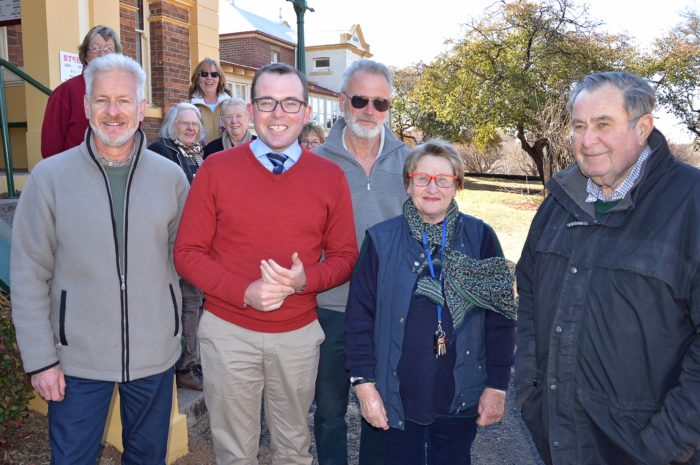 $38,280 FUNDING FACELIFT FOR GLEN INNES LAND OF THE BEARDIES MUSEUM