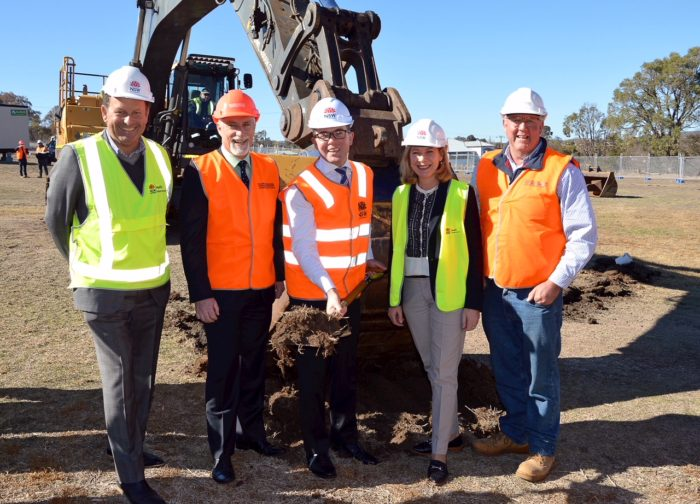 CONSTRUCTION STARTS ON INVERELL HOSPITAL REDEVELOPMENT STAGE ONE