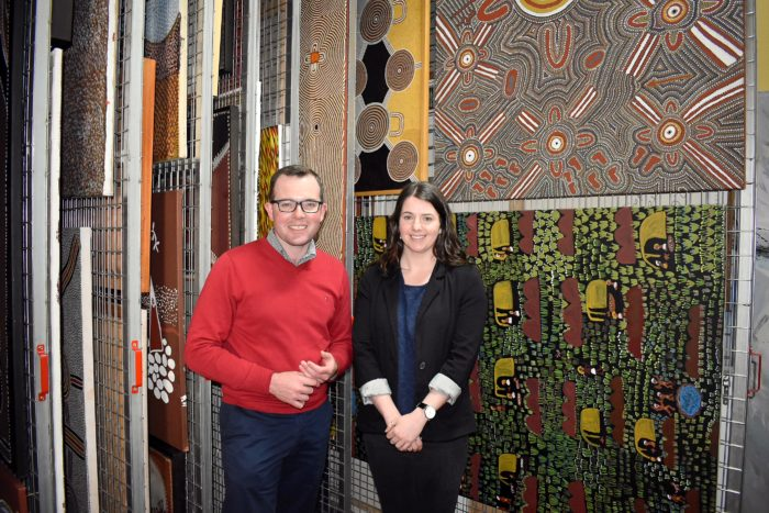 MOREE'S KATE TUART SELECTED FOR MENTORSHIP AT SYDNEY MUSEUM