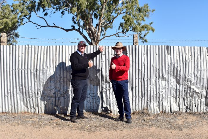 $101,200 SECURED TO COMPLETE MOREE SHOWGROUND'S PERIMETER FENCING