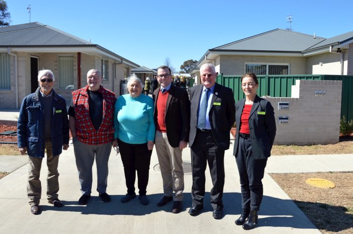 NEW $1.7 MILLION AFFORDABLE HOUSING COMPLEX OPENS IN ARMIDALE