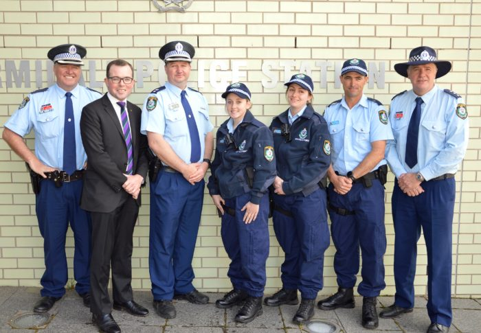 NEW RECRUITS STRENGTHEN POLICE RANKS IN ARMIDALE AND INVERELL