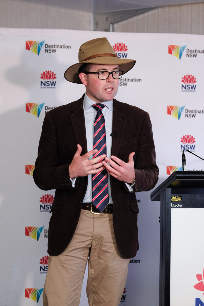 FIRST-EVER REGIONAL TOURISM TARGET FOR NSW A BOON FOR REGION