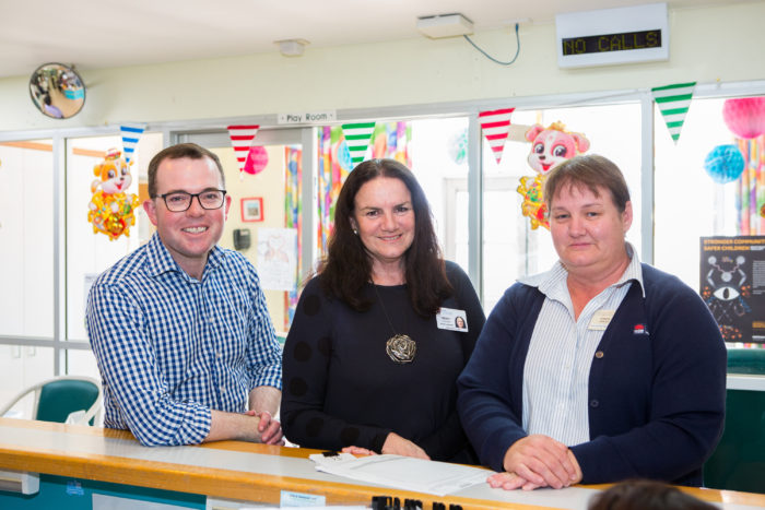 $250,000 REVAMP TO IMPROVE PLAY SPACES AT ARMIDALE HOSPITAL