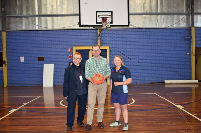 MOREE PCYC NETS $164,296 FUNDING GOAL FOR BASKETBALL UPGRADES