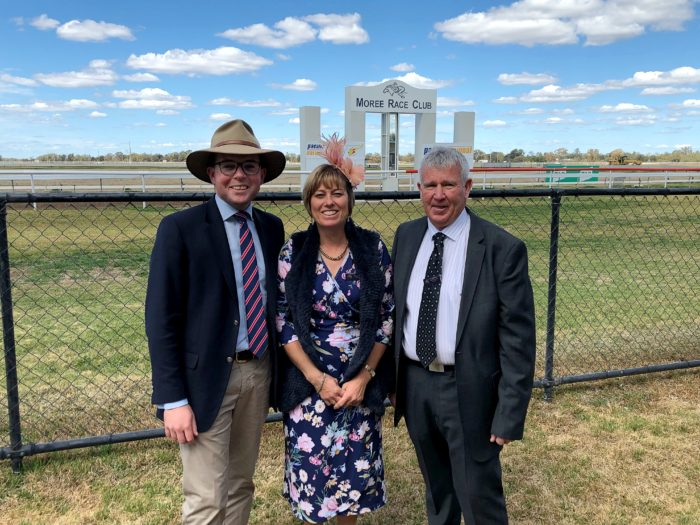 MOREE RACE CLUB ON A WINNER WITH $30,400 FOR POWER SUPPLY UPGRADE