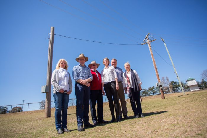 URALLA SHOWGROUND TO PUT POWER UNDERGROUND FOR SAFER EVENTS